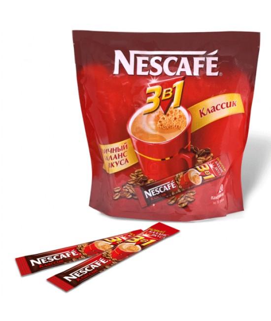 Кофе 3в1 Нескафе 16г