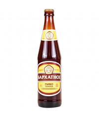 Пиво Бархатное 0,5л. бутылка
