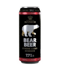 Пиво Беар Бир Стронг Лагер 0,5л.банка