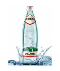 Вода минеральная Боржоми 0,5л